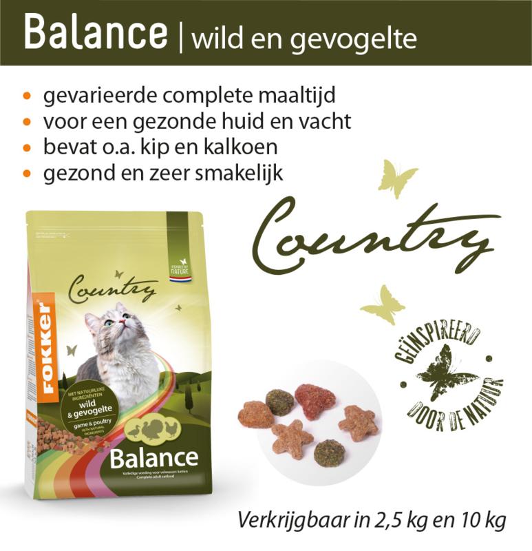 Country Balance Wild & Gevogelte