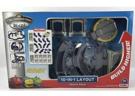 Chuggington Playset