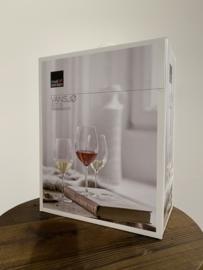 Royal Leerdam - Wijnglazen - Rood / wit - Set van 12