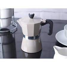 La Cafetiere Espresso Maker 3 Cups Warm Grey