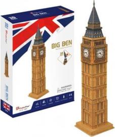 Cubicfun - Big Ben 3D-puzzel - 44 stukjes