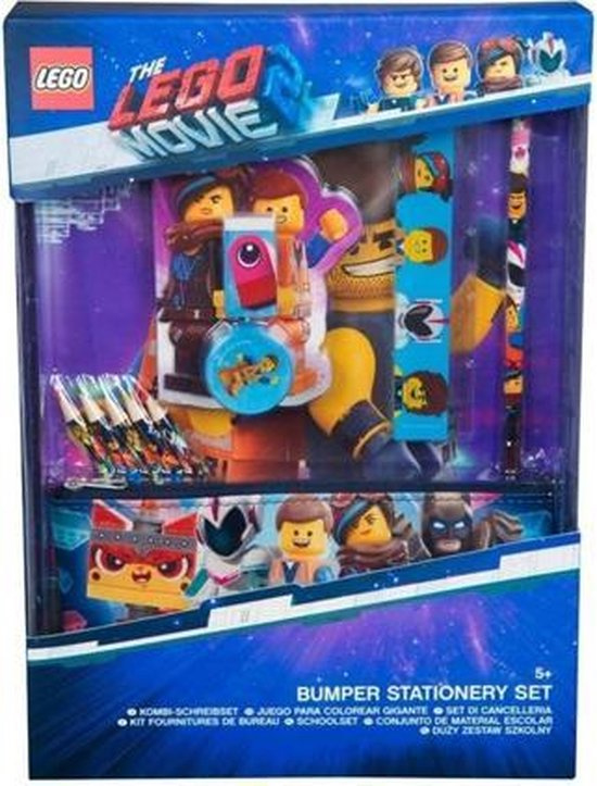 LEGO Movie 2 Schoolset