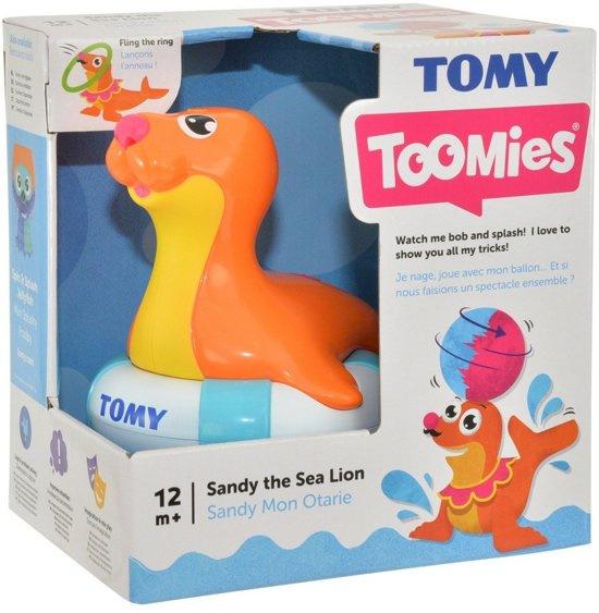 Tomy Sandy de Zeehond
