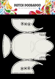 Dutch Doobadoo Card Art Babyschoentjes 2 set 470.713.787