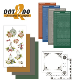 Dot and Do 17 - Christmas in Copper