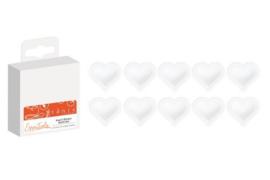 Tonic Studios - Heart blister - Refill shaker set - 1664e