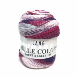Mille Colori Socks & Lace Luxe Paars/Lila/Rood (65)