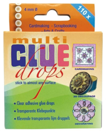Jeje Multi Glue Drops 4mm
