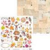 P13-AUT-07 - Piatek13 - Paper The Four Seasons - Autumn 07 30,5x30,5