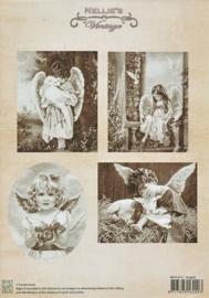 Nevi 013 - Nellie Snellen Vintage - Angels