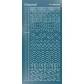 Hobbydots sticker - Mirror Ice