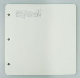 Refill white EZ-mountig plates for EFC004 (10 stuks)