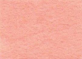 Viltlapjes viscose huidkleur  20x30cm - 1mm