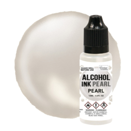 Couture Creations Pearl / Pearl Pearl Alcohol Ink (12mL | 0.4fl oz)