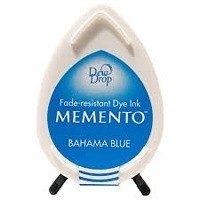 Memento Dew drops	MD-000-601	Bahama blue