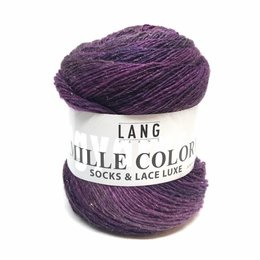 Mille Colori Socks & Lace Luxe bordeaux (80)