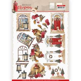 3D Knipvel - Amy Design - Nostalgic Christmas - Warm Christmas CD11561-HJ18701