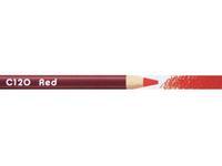 Derwent colorsoft Red C120
