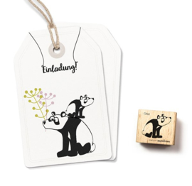 Cats on Appletrees - 2345 - Stempel - Pandabeer Ono