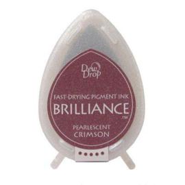 Brillance dew drops BD-000-062 Pearlescent crimson