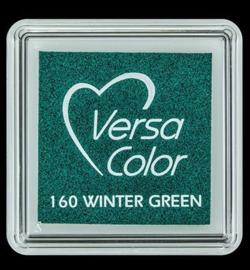VersaColor inkpad VS-000-160  (small) Wintergreen environmentally friendly