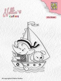 Nellie's Choice NCCS010 - Nellie's Cuties - Young Sailors