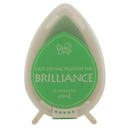 Brillance dew drops BD-000-042 Pearlescent lime