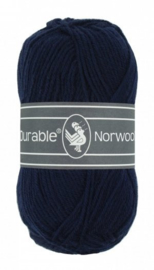 Durable Norwool Donkerblauw