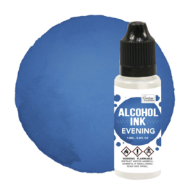 Couture Creations Alcohol Ink Denim / Evening (12mL | 0.4fl oz)