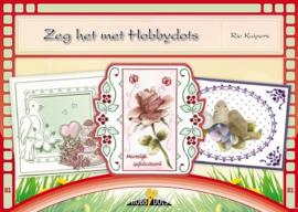 Hobbydols 81 - Zeg het met Hobbydots