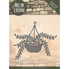 Jeanine's Art - Art of Living - Hanging Plant