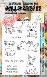 AALL and Create Stamp Set -373