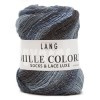 Mille Colori Socks & Lace Luxe denim (78)