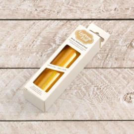 Gold Foil (Iridescent Shavings Pattern) - 125mm x 5m