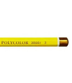 Koh-i-noor polycolor kleurpotlood nr.3 Chrome yellow