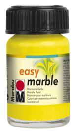 Marabu EASY MARBLE 15 ML-Lemon