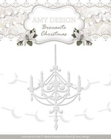Die - Amy Design - Brocante Christmas - Chandelier ADD10034