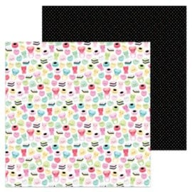 5940: gummi a kiss double-sided cardstock