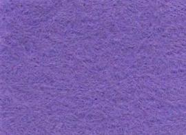Viltlapjes viscose lila  20x30cm - 1mm