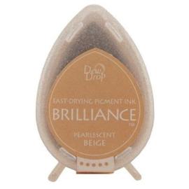 Brillance dew drops BD-000-055 Pearlescent beige