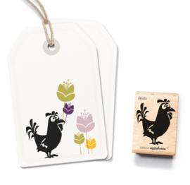 Cats on Appletrees - 2385 -  Stempel - Haan Bodo