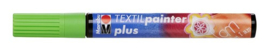 Marabu Textil painter - plus punt 3 mm - Lichtgroen