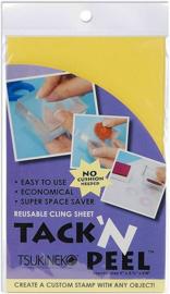 TP-000-001Tack'n Peel cling sheets