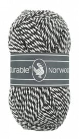 Durable Norwool Antraciet melee