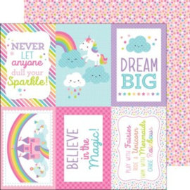 5637: fairy-fetti double-sided cardstock