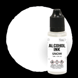 Couture Creations Alcohol Ink Snow Cap / Snow (12mL | 0.4fl oz)