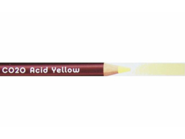 Derwent colorsoft Acid yellow C020