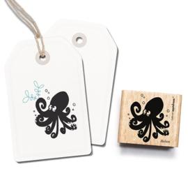 Cats on Appletrees - Stempels - Octopus Ruben