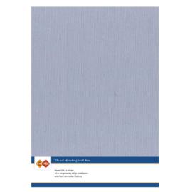 Linnenkarton - A4 - oudblauw