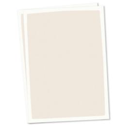 Cats on appletrees 10 blanco kaarten A6 - crème